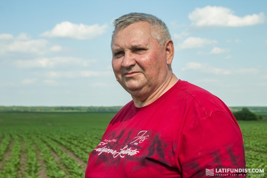 Николай Кошиль, директор предприятия «Камаз-Агро»