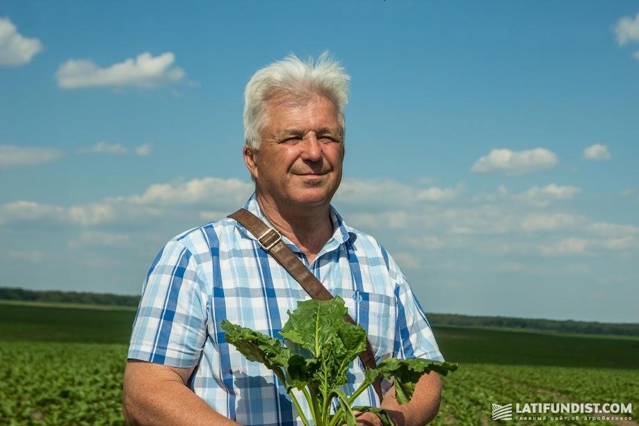 Петр Кутя, региональный директор «КВС-УКРАИНА» по Западному региону