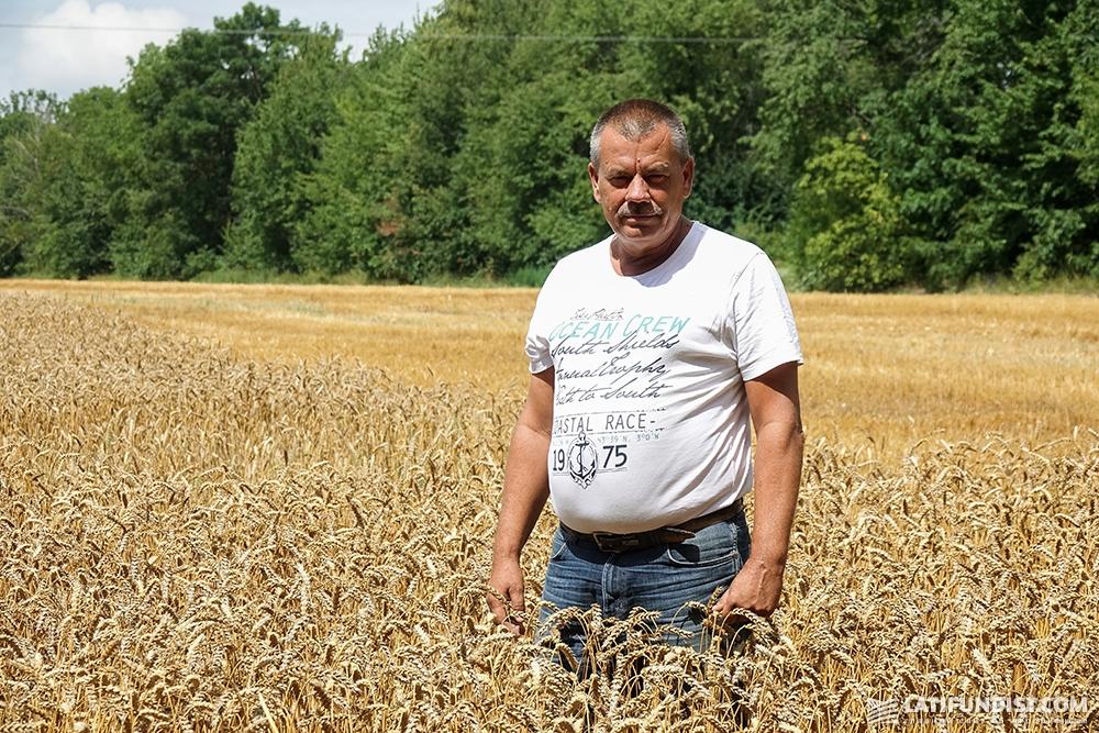 Конрад Павлак, главный агроном компании «Агро-Эко XXI»