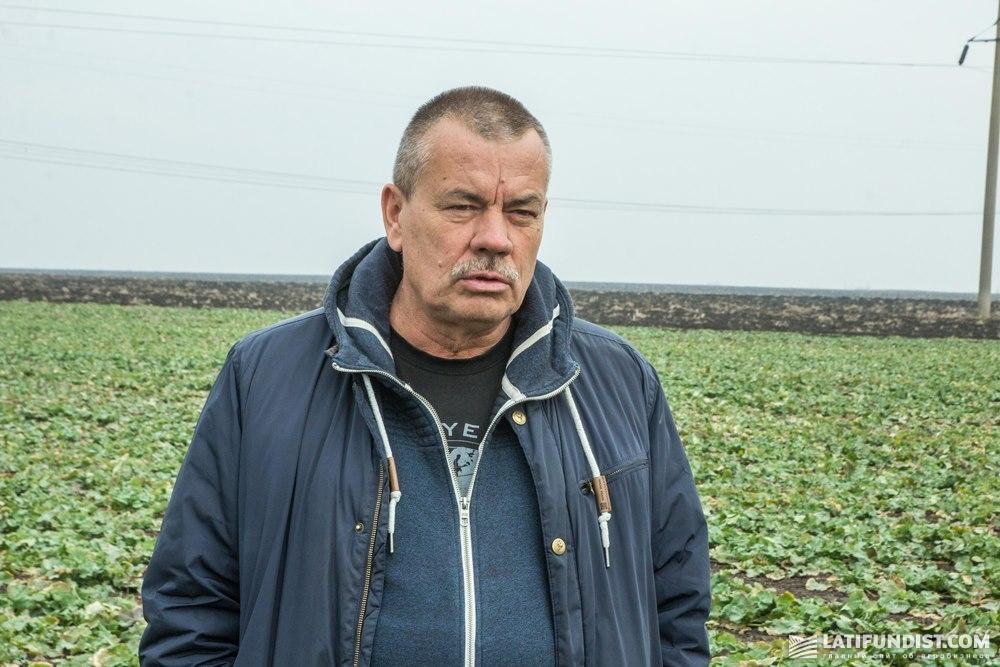 Конрад Павлак, главный агроном хозяйства «Агро-Эко XXI»
