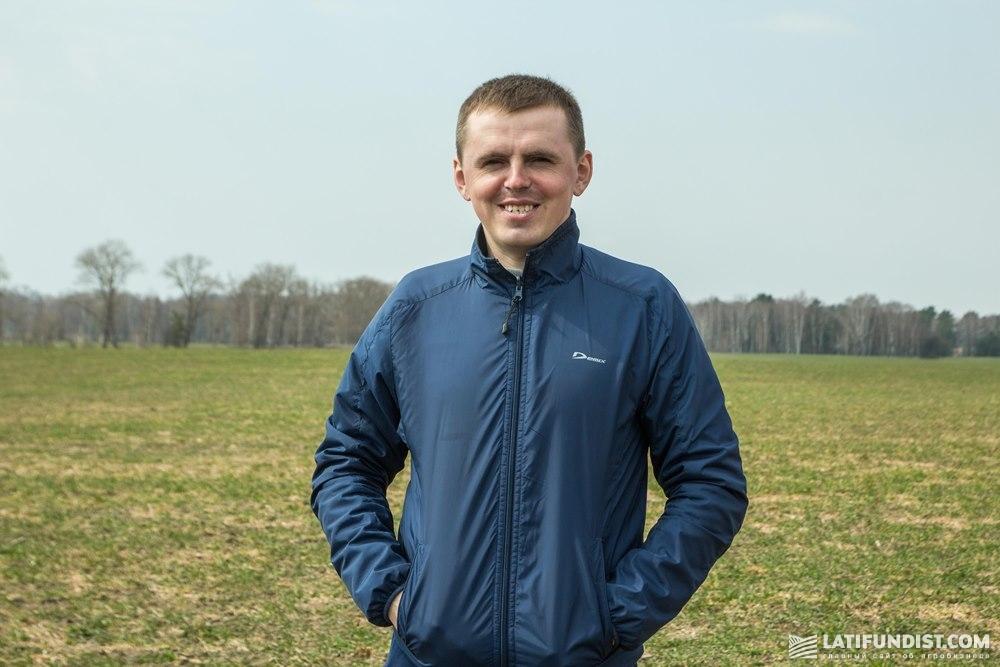 Дмитрий Лощаков, директор ФХ «Талисман-агро»