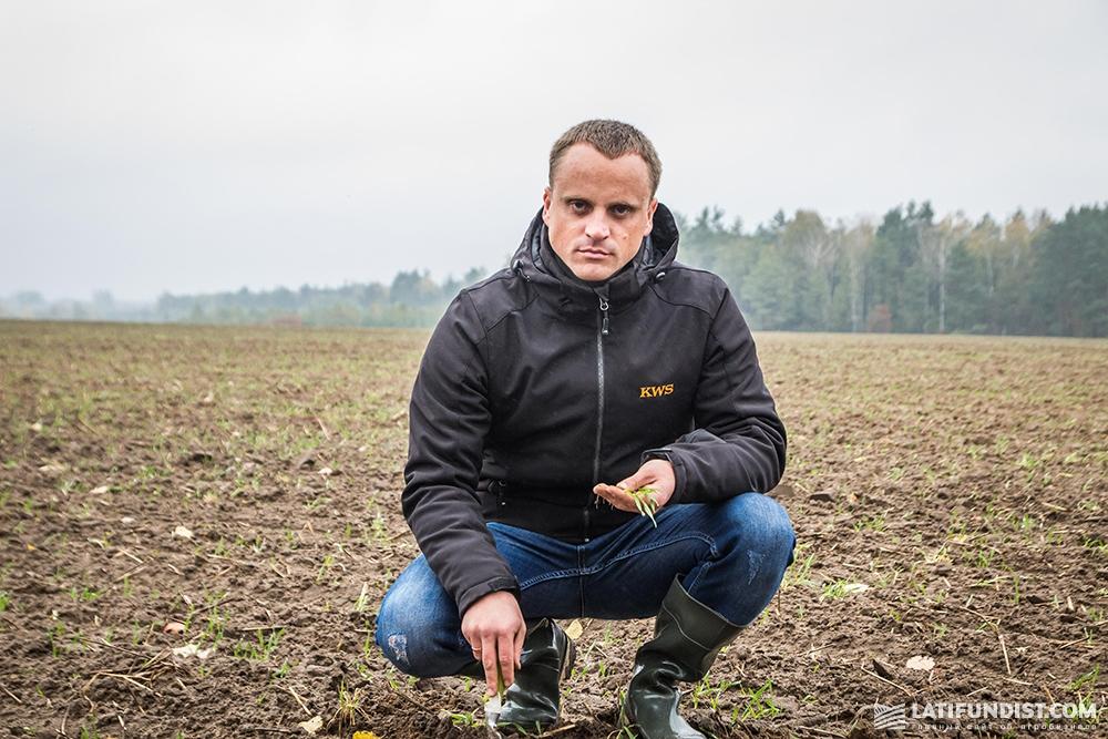Игорь Давидюк, менеджер компании «КВС-УКРАИНА»
