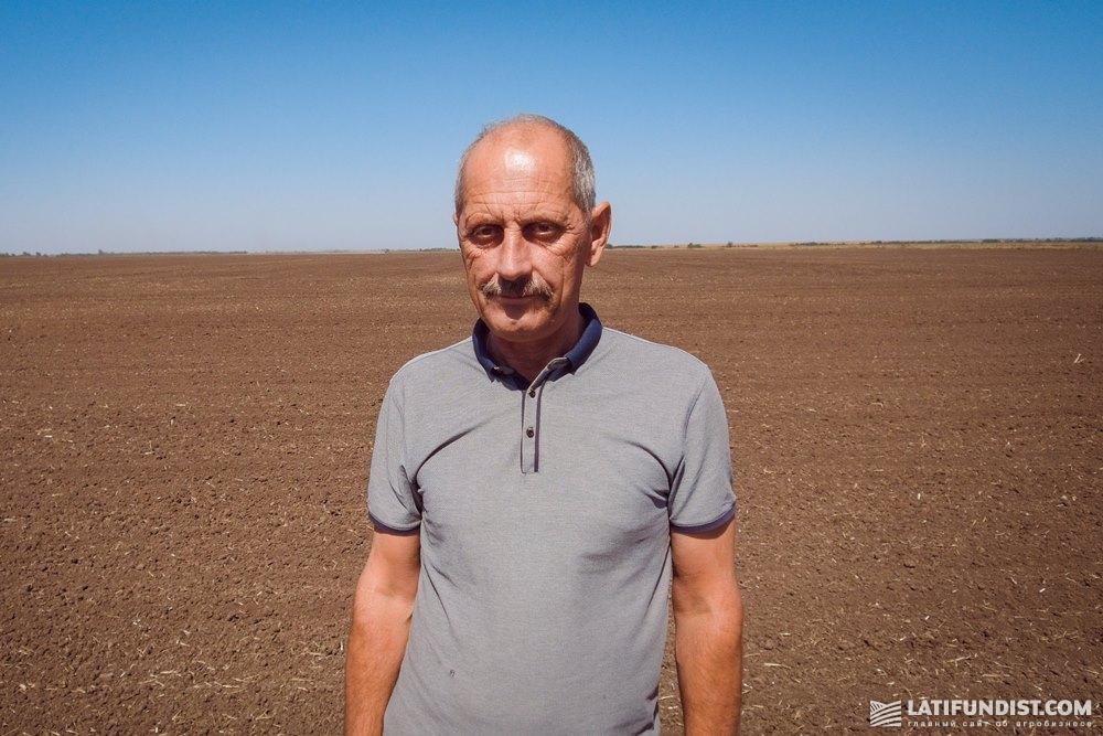 Николай Азаров, управляющий производством компании «Продэксим»