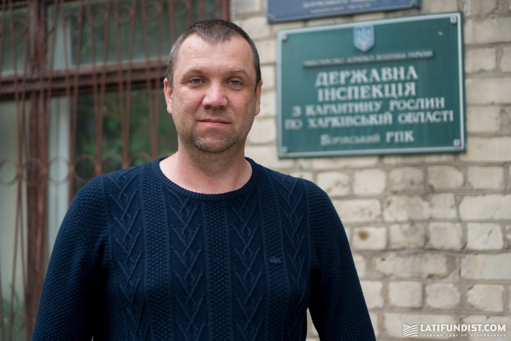 Николай Кириченко, директор предприятия «Кириченко М»