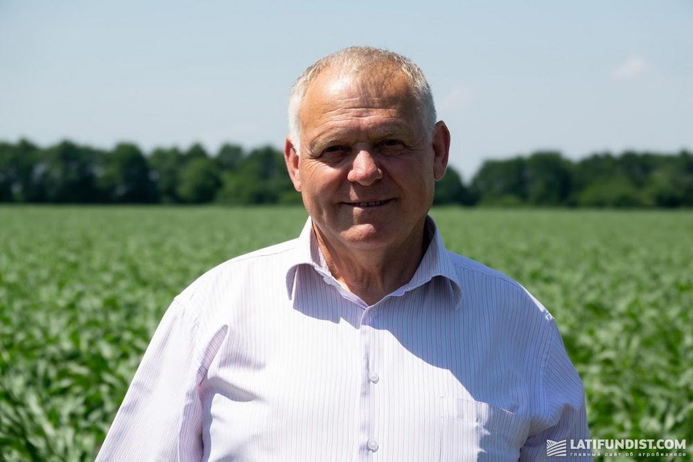 Дмитрий Рыжмань, основатель «Криницы»