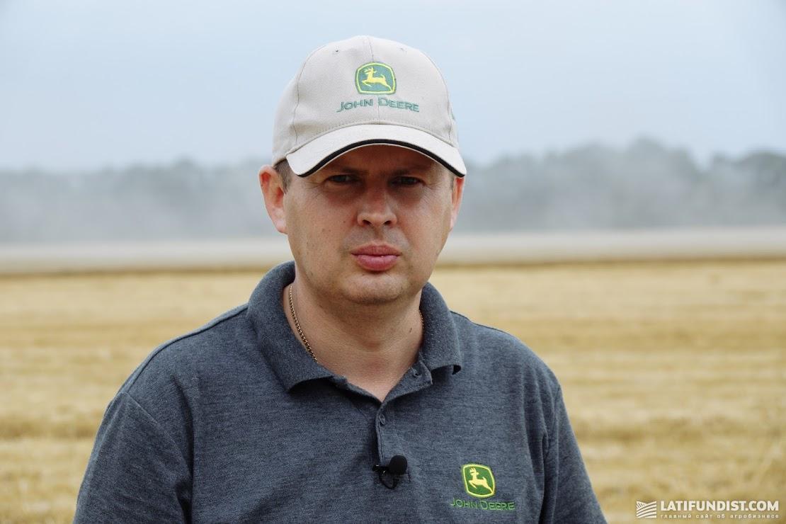 Тарас Гапчак, менеджер «РДО УКРАИНА»
