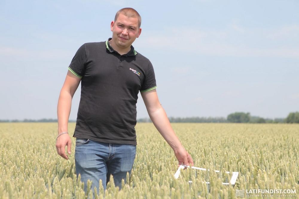 Виталий Ванчуляк, представитель компании «Август-Украина»