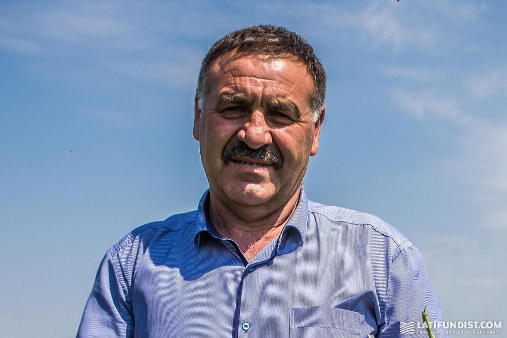 Филимон Антонюк, главный агроном компании «Сварог Вест Груп»