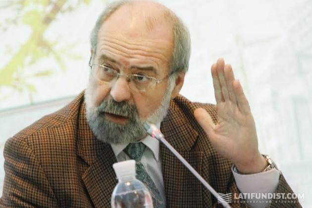 Жан-Жак Эрве, советник правления «Креди Агриколь Банк» по сельскохозяйственным вопросам