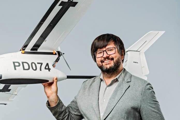 Валерий Яковенко, автор статьи, сооснователь Drone.ua