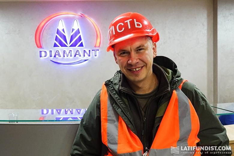 Василий Белозерских, заместитель директора Департамента поддержки Агро Бизнеса