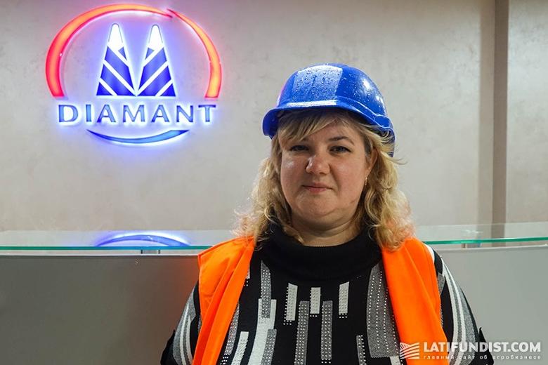 Наталья Маляева, инженер Радеховского сахарного завода