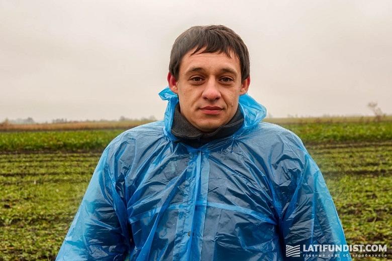 Олег Воронин, руководитель Львовского регионального подразделения компании «Бизон-Тех»