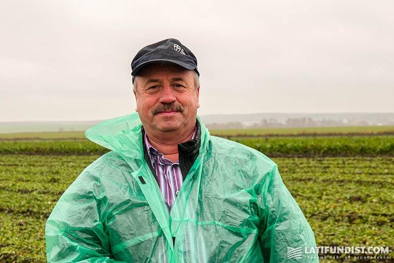 Виктор Данилик, менеджер по работе с ключевыми клиентами Bayer