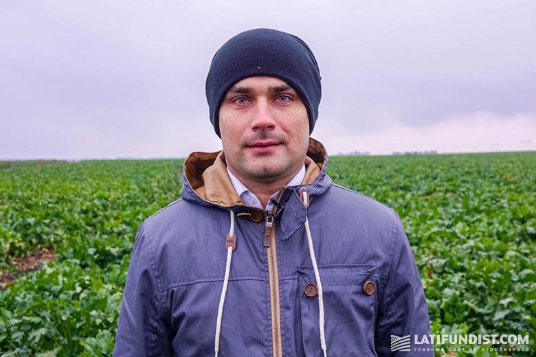 Игорь Руденький, руководитель тернопольского подразделения «Бизон-Тех»