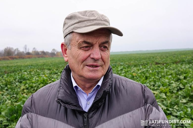 Михаил Макух, региональный представитель «КВС-УКРАИНА»