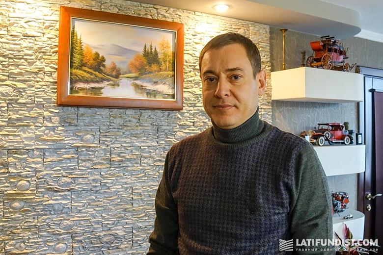 Мирослав Полио, замдиректора предприятия «Злагода»