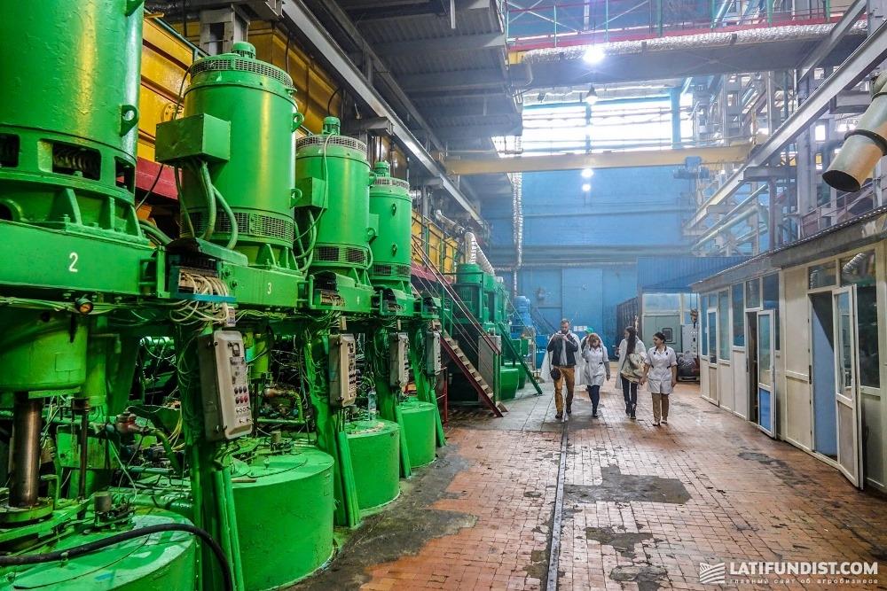 АгроЭкспедиторы осматривают «Капитановский сахарный завод»