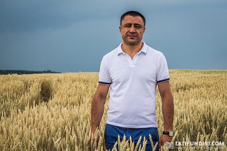 Сергей Плачков, руководитель Киевского регионального подразделения «Бизон-Тех»