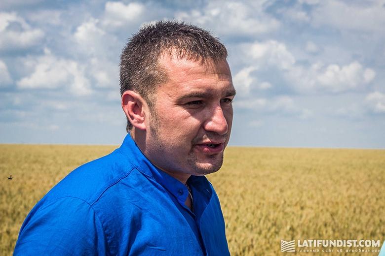Андрей Кучмар, руководитель филиала