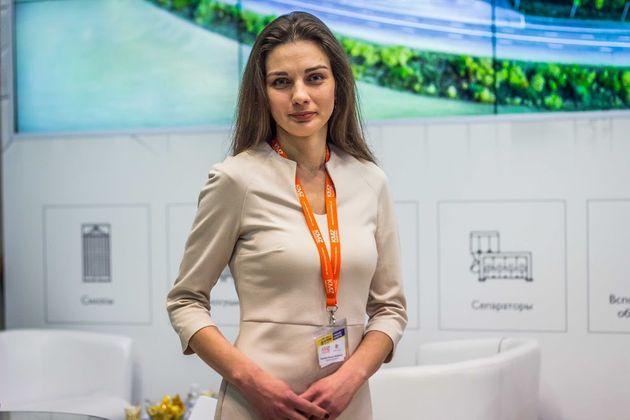 Валерия Калашник, генеральный директор KMZ Industries