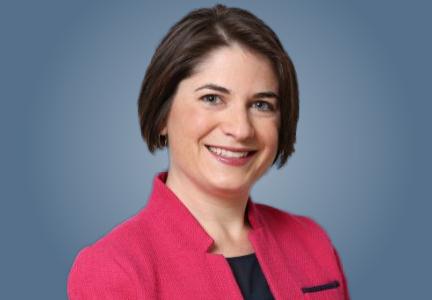 Рейчел Хадсон, вице-президент и казначей компании ADM