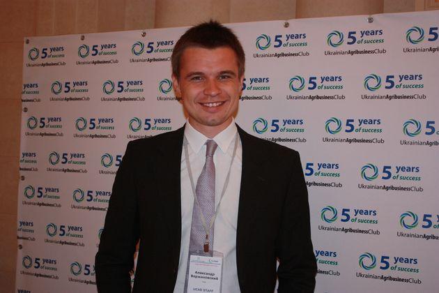 Александр Вержиховский, операционный директор ИМК
