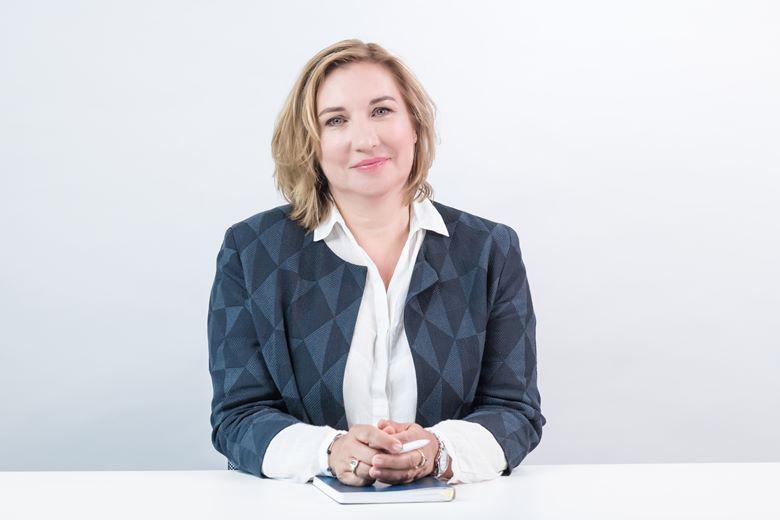 Натали Алькер, генеральный директор «Данон Украина»