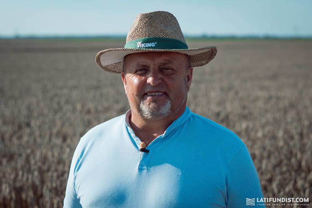 Андрей Баран, генеральный директор компании «Агропродсервис»