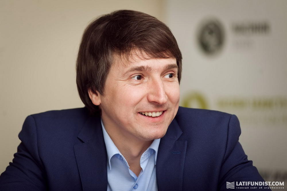 Алексей Стеценко, директор по развитию бизнеса «Агроскоп Интернешнл»