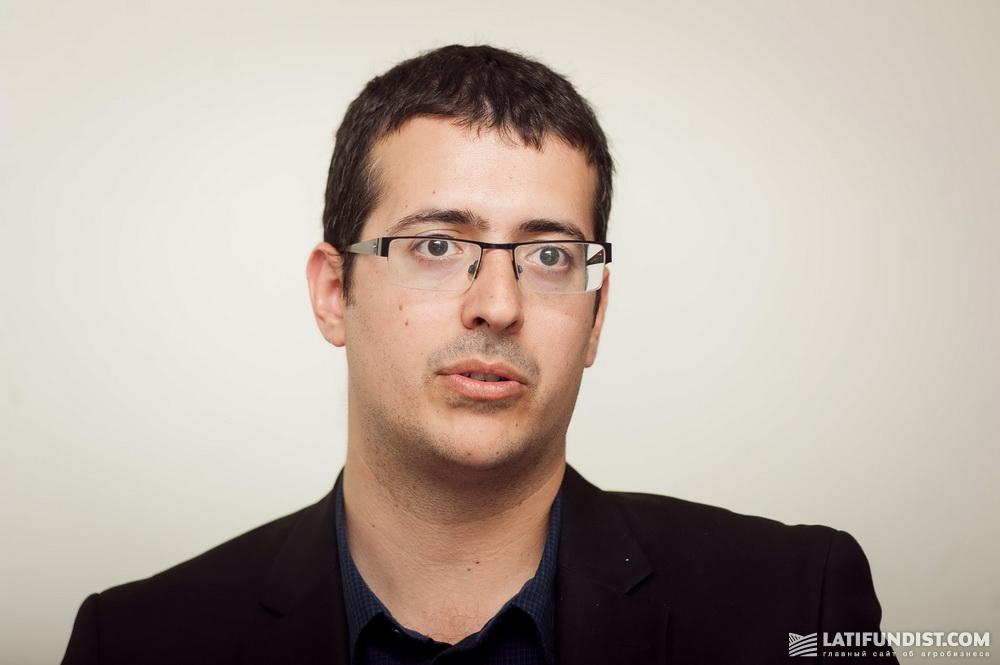 Офир Шлам, CEO & Co-founder компании TARANIS