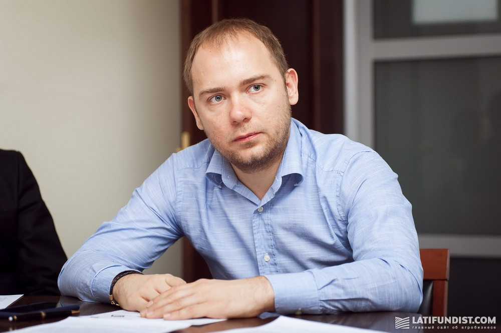 Евгений Кугук, CEO компании Innovation Agro Technologies