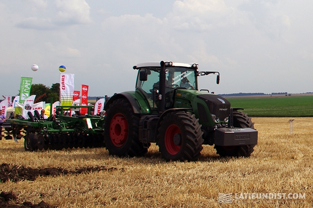 Трактор Fendt 900 Vario Power