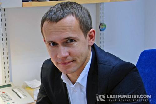 Руководитель департамента продаж сельскохозяйственной техники техники Дмитрий Бородий