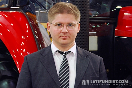 Руководитель департамента ИНСИМА Сергей Даценко