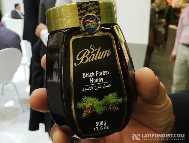 Мед немецкой марки Balum