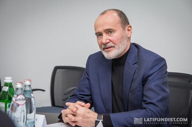 Виктор Иванчик, генеральный директор компании «Астарта-Киев»