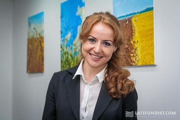 Руководитель управления сертификации Алина Воронцова