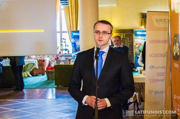 Игорь Губарев, генеральный директор «Агростроительного альянса «АСТРА»