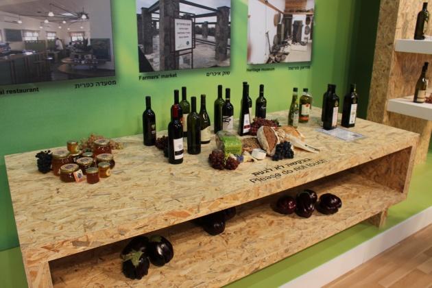 В Израиле производят вкуснейшие виноградные вина
