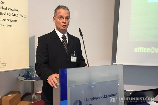 Исполнительный директор Ассоциации производителей первичных сельскохозяйственных культур Vojvodina Agrar Михаил Кун