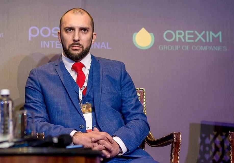 Александр Топырик, заместитель генерального директора по логистике группы терминалов RISOIL S.A.