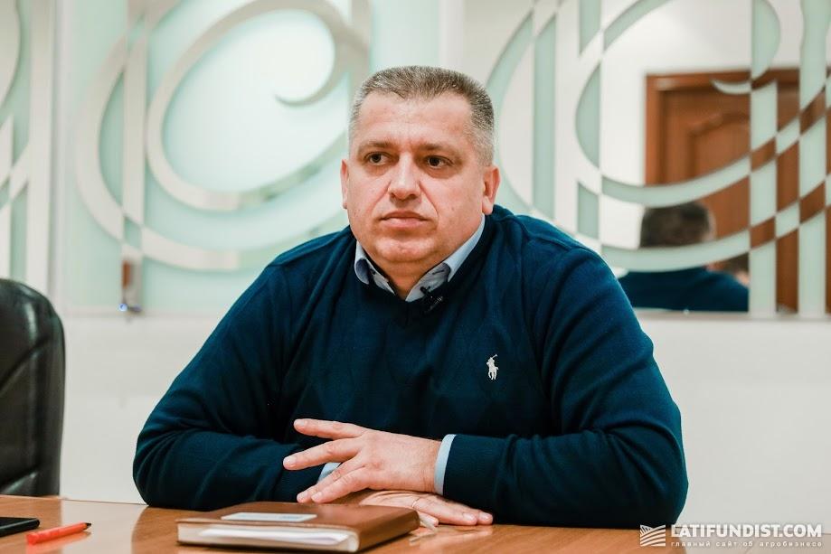 Михаил Шкатула, главный инженер агрогруппы «Агрейн»