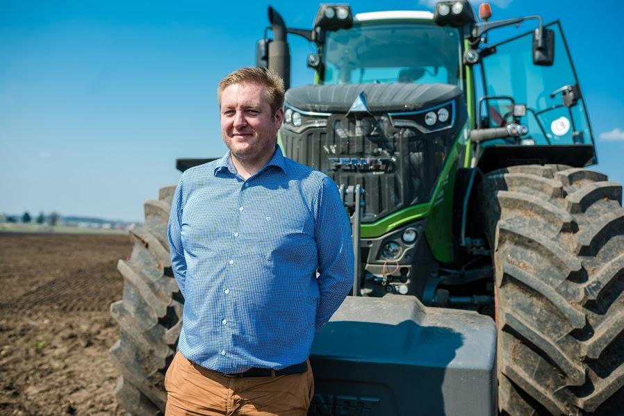 Эсбен Нилсен,  главный инженер «Агро ЛВ Лимитед»