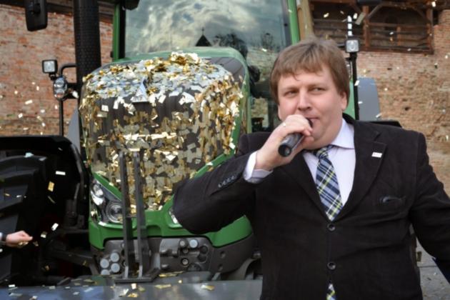 Руководитель отдела маркетинга корпорации AGCO Антон Костырко