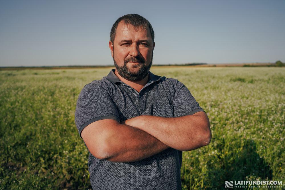 Алексей Душейко, сооснователь группы компаний «Днипро»