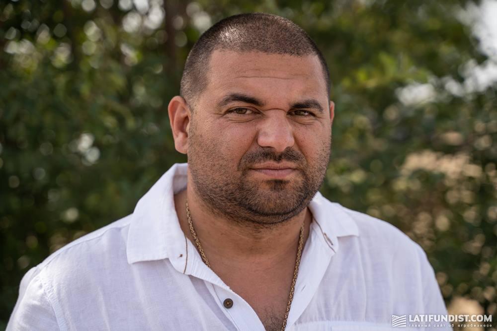 Виктор Возняк, руководитель фермерского хозяйства «Вико»