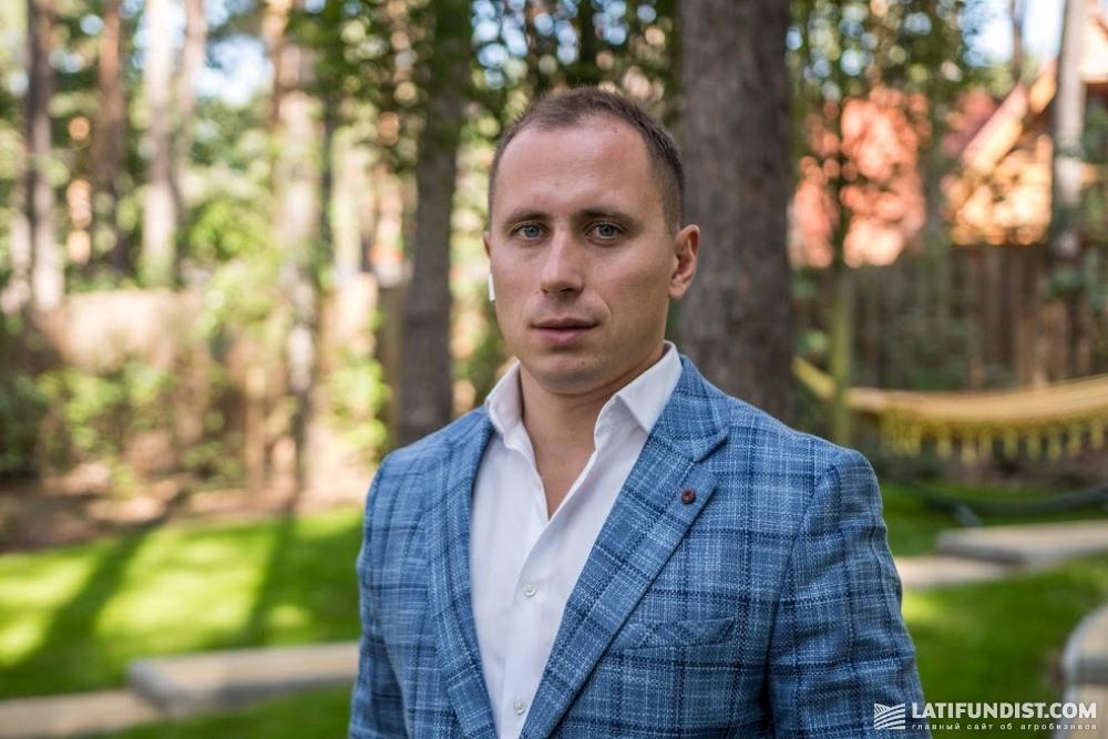 Юрий Кучеренко, руководитель продаж малого и среднего бизнеса «ОТП Лизинг»