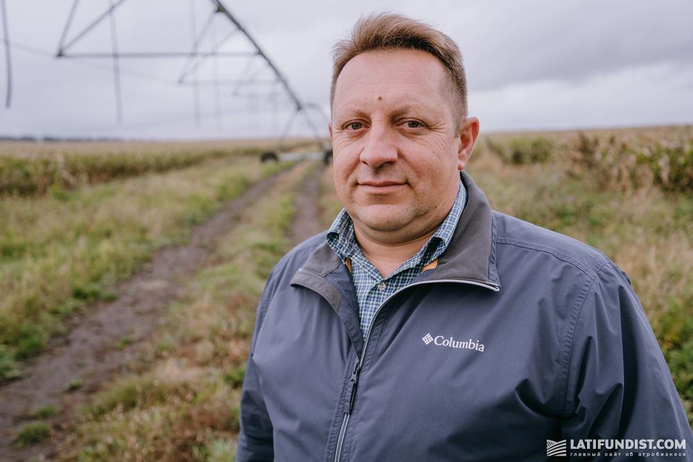 Олег Гаврищук, исполнительный директор «Проминь»