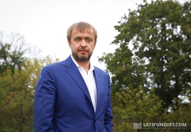 Андрей Гордийчук, председатель агропромышленной корпорации «Сварог Вест Груп»
